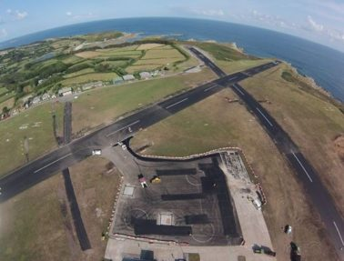 St Marys Runway Resurfacing & Terminal Building Works