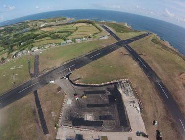 St Marys Runway Resurfacing & Terminal Building Works