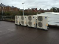Mitsubishi Electric Outdoor Units 1