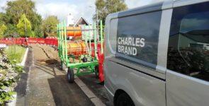 Charles Brand - Telecommunications