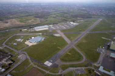 Lagan Aviation & Infrastructure commences resurfacing works at RAF Northolt