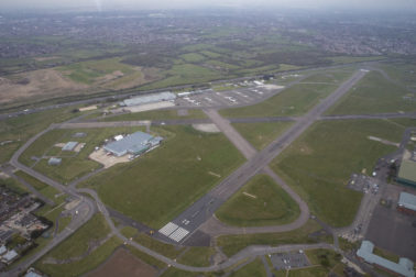 Contract awarded to Lagan Aviation & Infrastructure to resurface RAF Northolt runway