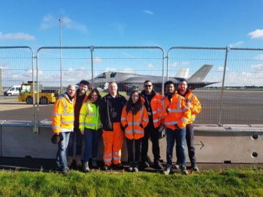 RAF Marham Team Participate in Safety & Resilience Day